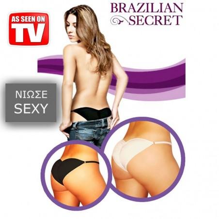 ΣΕΞΙ ΟΠΙΣΘΙΟ ΜΕ ΤΟ BRAZILIAN SECRET